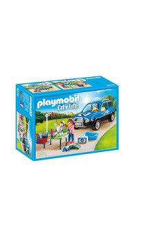 Playmobil® 9278 City Life Mobile Pet Groomer