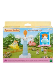 Sylvanian Families Airplane Ride