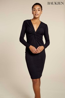 Baukjen Black Carrington Dress
