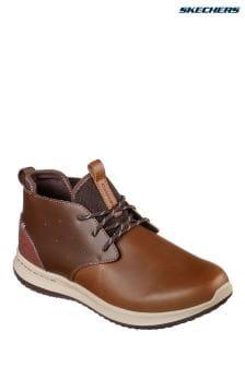 Skechers® Delson-Clenton Stiefel, braun