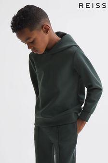 Темно-синяя футболка с 3D-логотипом Armani Exchange