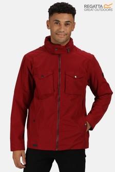 Regatta Red Haldor Waterproof Jacket