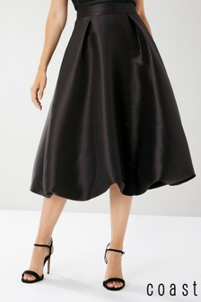Coast Black Lolita Puffball Skirt