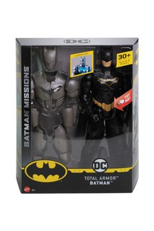 Batman® Missions Total Armor Batman® Figure