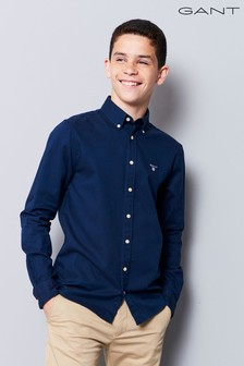 GANT Teen Blue Archive Oxford Shirt