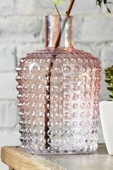 Lustre Effect Vase