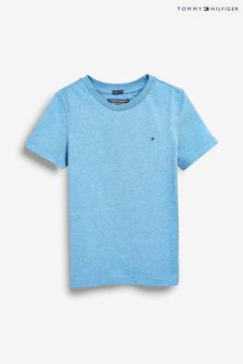 Tommy Hilfiger Blue Basic T-Shirt