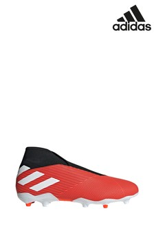 adidas Red Redirect Nemeziz Laceless FG Football Boots