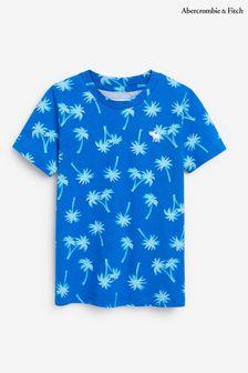 Abercrombie & Fitch Palm Tree Print T-Shirt