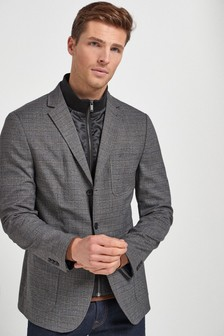 Removable Gilet Blazer