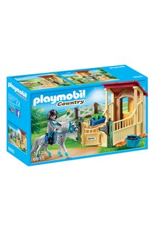 Playmobil® Country Horse Stable With Appaloosa