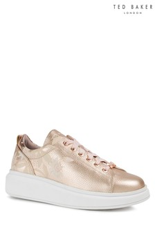 Ted Baker Rose Gold Alibe 4 Trainer