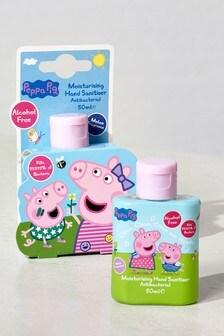 Set of 5 Peppa Pig Moisturising Antibacterial Hand Gel