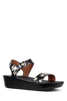 FitFlop™ Black Bon II Sandal