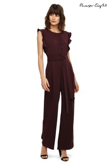 Phase Eight Port Victoriana Jumpsuit
