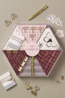 Blush Stationery Set