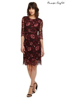 Phase Eight Multi Belle Lace Dress