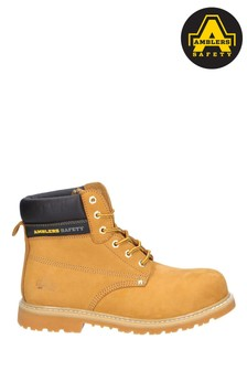 Amblers Safety Honey FS7 Goodyear Welted Safety Boots