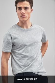 Crew Neck T-Shirts Seven Pack