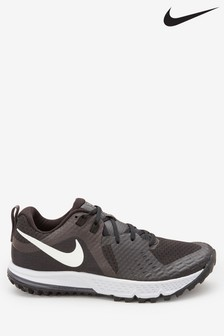Nike Trail Black Air Zoom Wildhorse Trainers