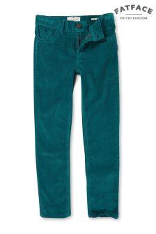 FatFace Evergreen Five Pocket Cord Trouser