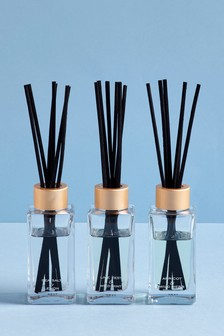 Set of 3 40ml Diffusers