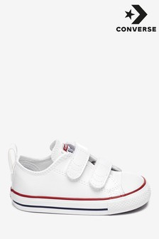 Converse Infant Chuck Taylor 2 Velcro Ox Trainer