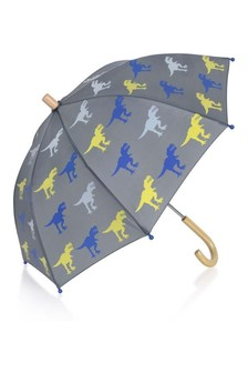 Boys Grey Umbrella