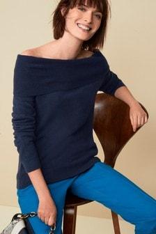 Cosy Bardot Sweater