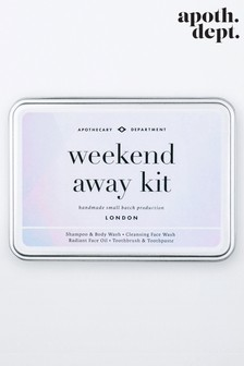 Apothecary Department Weekend Away Kit