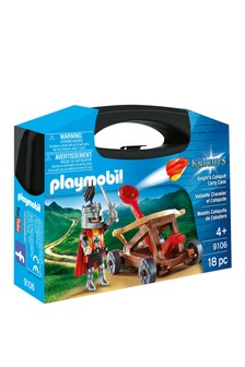 Playmobil® Knight's Catapult Carry Case