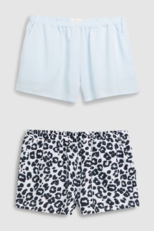 Pyjama Shorts Two Pack