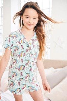 Пижамные шорты (3-16 лет)