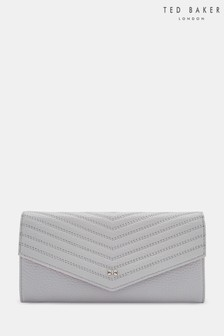 Ted Baker Grey Quilted Purse