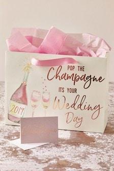 Wedding Day Gift Bag
