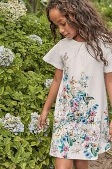 Floral Dress (3-16yrs)
