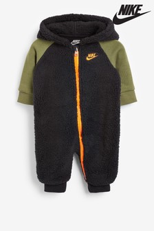 Nike Baby Sherpa Fleece Coverall