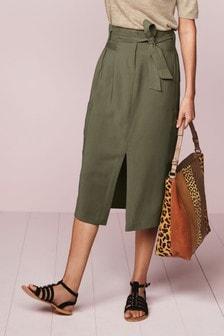 Soft Utility Skirt