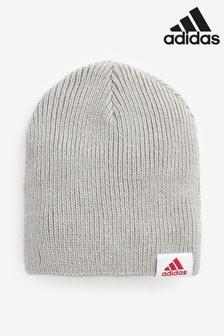 Sivá čiapka adidas