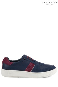 Ted Baker Blue Maloni Trainer