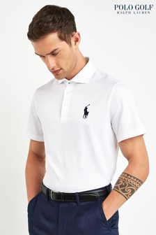Ralph Lauren Polo Golf White Poloshirt