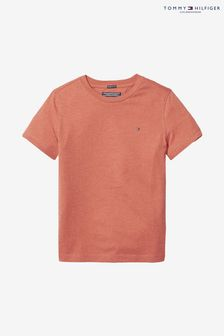 Tommy Hilfiger Red Basic TShirt