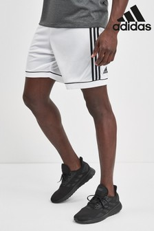 White · Black · Blue · adidas Squad 17 Short 1f577eb37