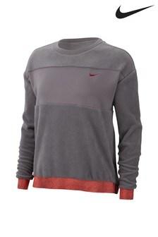 Nike Glam Dunk Therma Fleece Crew Sweater