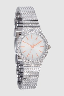 Small Sparkle Bracelet Watch