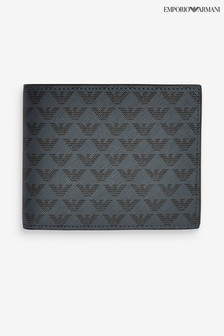 Emporio Armani Black Coin Wallet