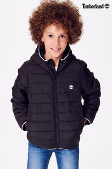 Timberland® Black Padded Jacket