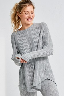 Soft Knitted Tunic Top