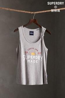 Superdry Cali Graphic Vest Top