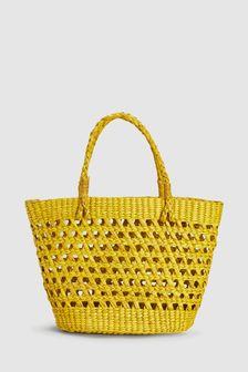 Straw Shopper